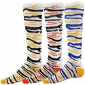 Cub Stripe Knee High Socks - in 4 Colors