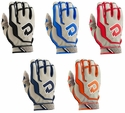 DeMarini Versus Adult Batting Glove - in 5 Colors