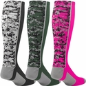 Digital Camo Performance Knee-High Socks - in 7 Colors