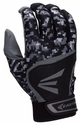 Easton HS7 Black Digi Camo Adult Batting Gloves