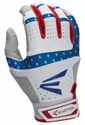 Easton HS9 Stars & Stripes Adult Batting Gloves