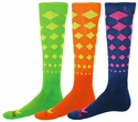 Forever Diamond Zany Knee High Socks - 3 Color Options