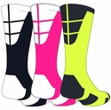 Goal Line 2.0 Performance Crew Socks - in 5 Colors