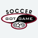 Soccer Got Game Design Long Sleeve Shirt - in 18 Shirt Colors