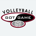 Volleyball Got Game Design T-Shirt - in 27 Shirt Colors