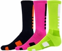 Legend Performance LARGE Size Crew Socks