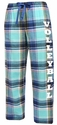 Marina Flannel Tie-Cord Pants - Choice of 22 Sport Imprints on Leg or Rear