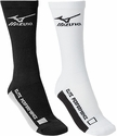 Mizuno Core Crew Socks - in Black or White