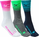 Mizuno Elite 9 Retro Crew Socks - in 3 Colors