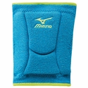 Mizuno LR6 Blue / Lime Highlighter Kneepads