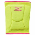 Mizuno LR6 Lime / Pink Highlighter Kneepads