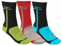 Mizuno Performance Highlighter Crew Socks - in 6 Colors