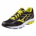 Mizuno Wave Unite 2 Women's Black & Lime Training Shoes