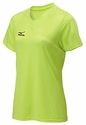 Mizuno Women's Attack Short Sleeve T-Shirt - in 8 Colors