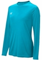 Mizuno Women's Hybrid Long Sleeve Shirt - in 7 Colors
