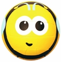 Molten Bumble Bee Smiley Face Mini Volleyball