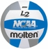 Molten NCAA L2 Volleyball w/ H.S. Stamp