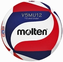 Molten Red-White-Blue V5M-U12 Youth Volleyball
