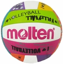 Molten White & Neon �I Love Volleyball� Camp Volleyball