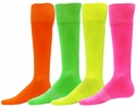 Neon Attacker Performance Knee High Socks - in 4 Bright Colors