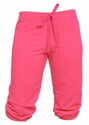 Hot Pink Capri Pants - Choice of 22 Sport Imprints - Rear or Leg