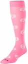 Pink with Pink Ribbon Aware Knee-High Socks