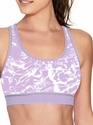 Purple Mist Champion Double Dry Absolute Workout II Sports Bra