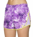 Purple Mist Champion Double Dry Women's PowerTrain Sport Shorts III