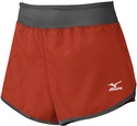 Mizuno Red Women's Cover Up Short