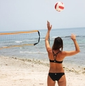 Sand / Beach Volleyball Clothing - Tops and Briefs