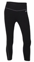 Soffe Black & Gunmetal Catch Me Capri - Choice of 16 Sport Script Imprints - Rear or Leg