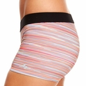 Soffe Dri Bright Rainbow Linear Spandex Shorts