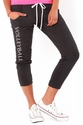 Dark Grey Soffe Pocket Capri Pants - Choice of 16 Sport Script Imprints - Rear or Leg