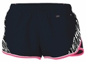 Soffe's Black, Pink, & Zebra Make Some Noise Running Shorts