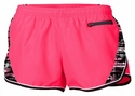 Soffe's Pink, Black, & Grid Make Some Noise Running Shorts