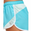 Soffe Scuba Blue & Beach Glass Running Shorts
