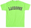 Sport Printed Design Colored T-Shirt in 22 Sports and 27 Shirt Colors