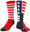 Stars & Stripes USA World Cup Crew Socks