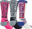 Team Color Digital Camo Crew Socks - in 6 Colors