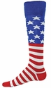 USA Flag Stars & Stripes Glory Knee-High Socks