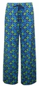 Love Volleyball Print Cotton Flannel Lounge Pants