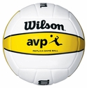 Wilson AVP Gold Replica Game Ball