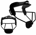Champro's THE GRILL Protective Softball Facemask - in 5 Colors - Youth & Adult