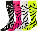 Zebra Stripe Knee-High KraziSox � in 4 Colors