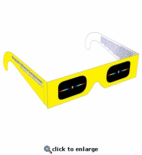 Diffraction Grating Glasses - Linear 500 Line/mm