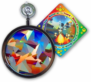 Sun Catchers & Solar Rainbow Makers