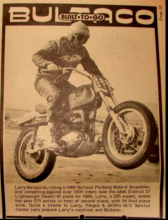 BULTACO ADD