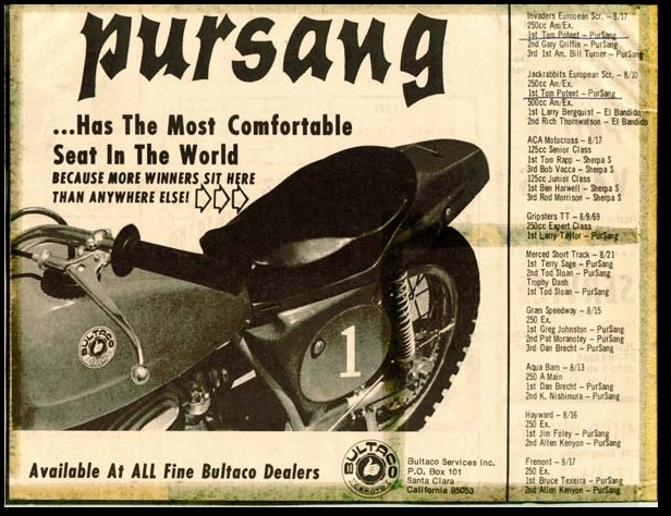 BULTACO ADD - JACKRABBITS MC.
