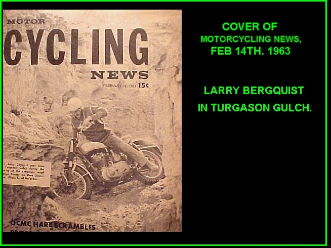 COVER MOTORCYCLING NEWS