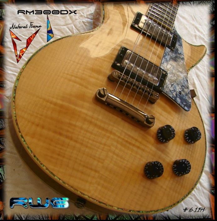 RM300DX Natural Flame #6-1194